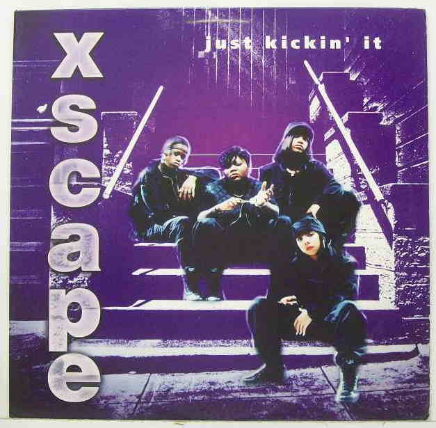 Xscape-Just-Kickin-It