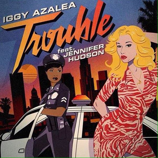 Iggy-Jennifer-Hudson-Toruble